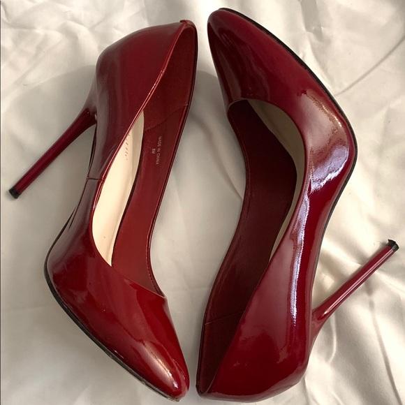 Blood Red Heels